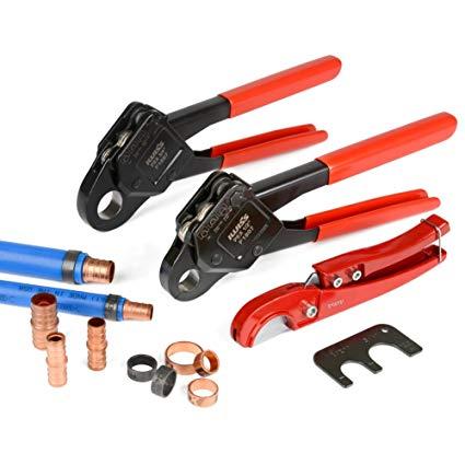 PEX crimp tool