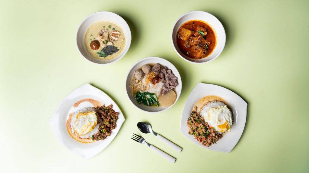 halal thai food singapore