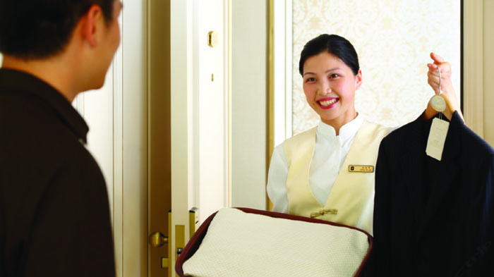 laundry service for hotel